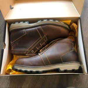 NWT Men's Caterpillar work boots 🌲